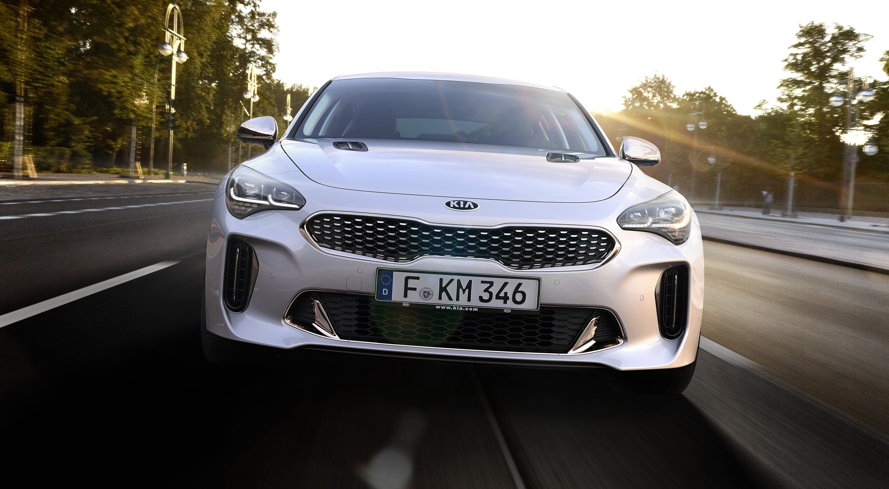 Kia Stinger GT photo 173174