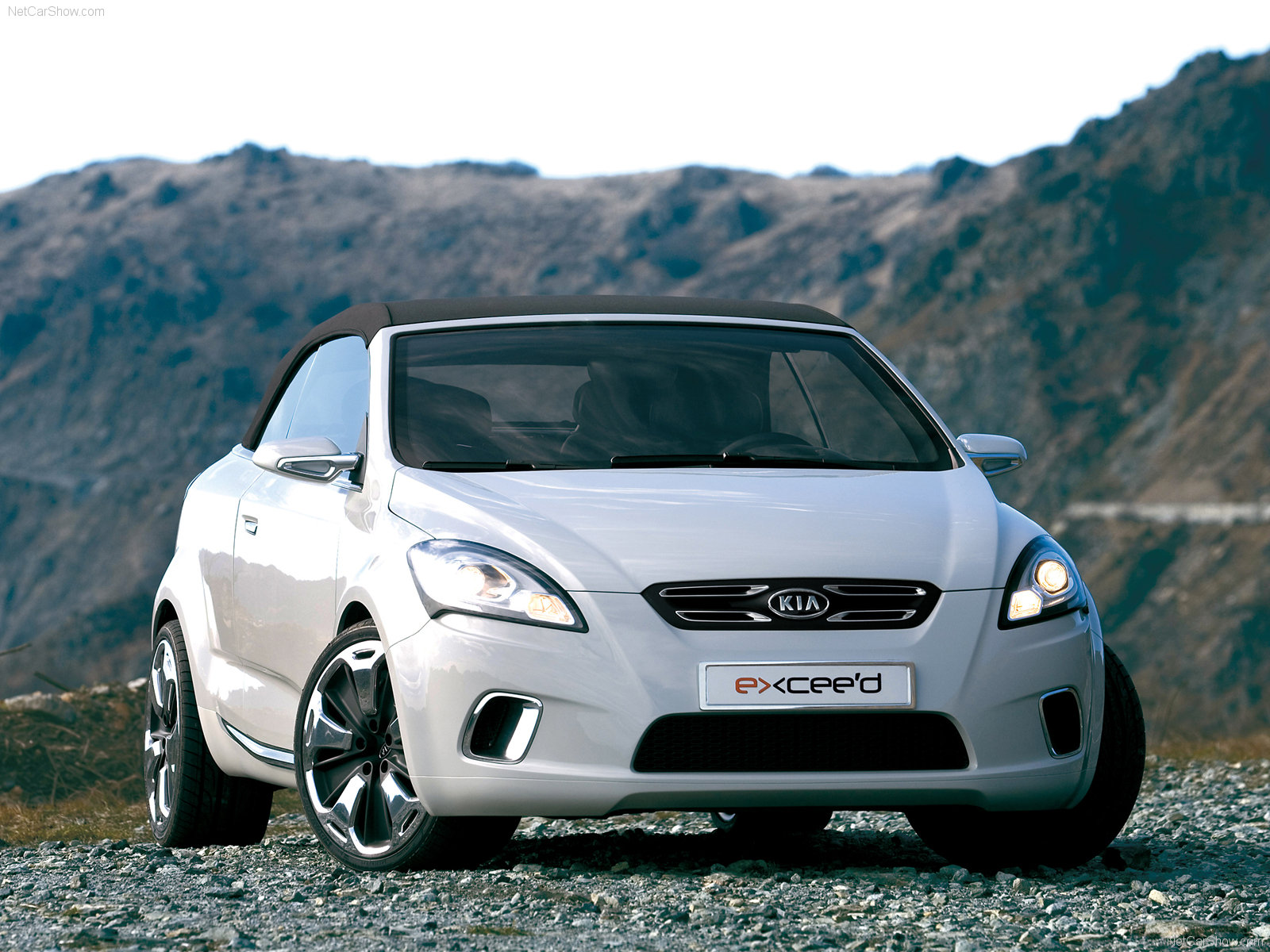 Kia ex cee-d Cabrio photo 41783
