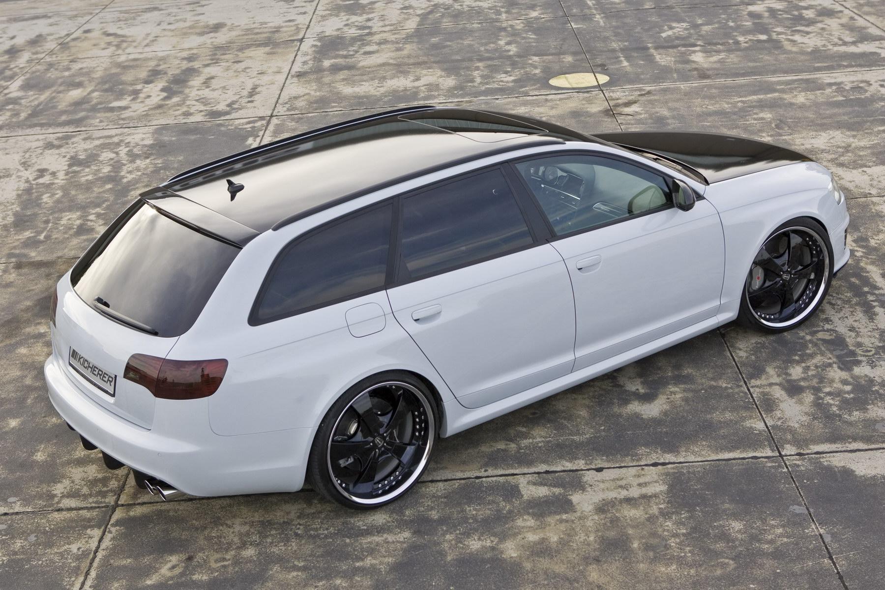 Kicherer Audi Rs6 Avant Photos Photogallery With 7 Pics