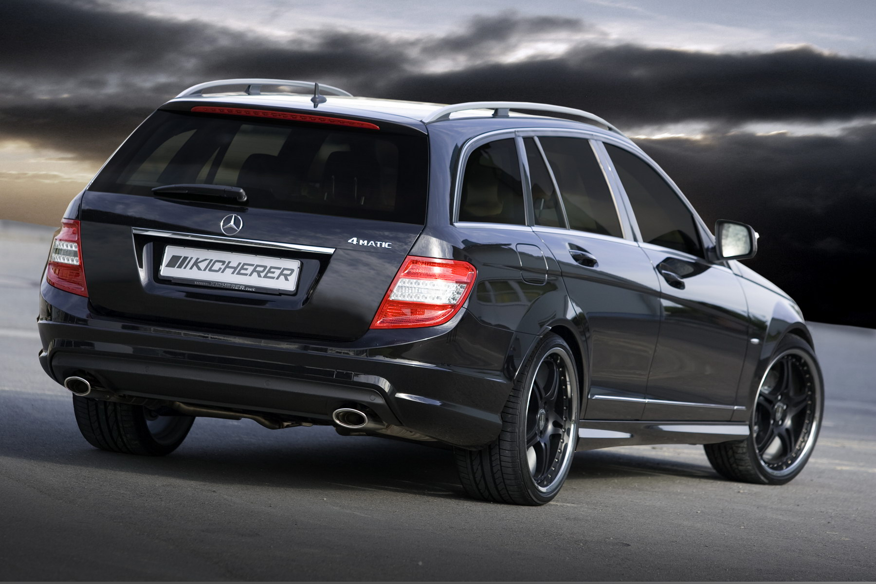 kicherer mercedes benz c320 cdi 4 matic photos photogallery with 5 pics cars. Black Bedroom Furniture Sets. Home Design Ideas