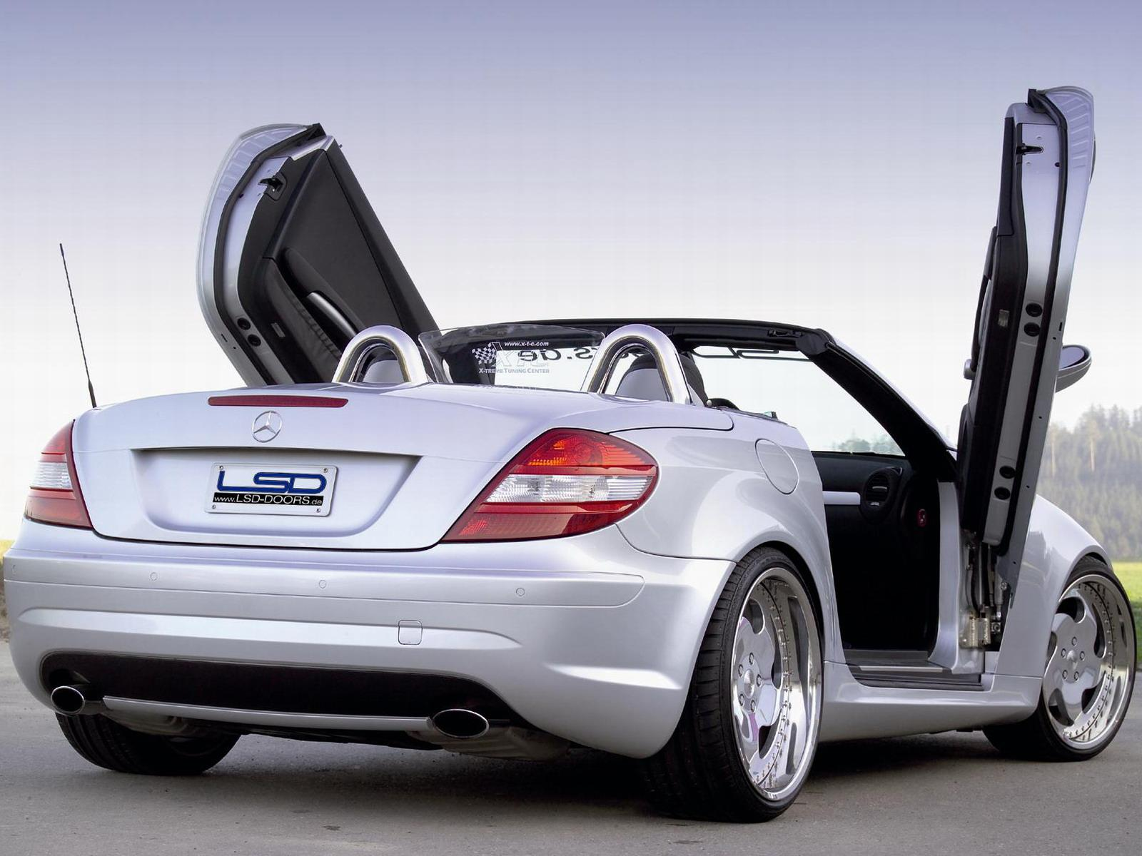 New LSD Doors SLK 200 pictures & LSD Doors SLK 200 photos - PhotoGallery with 6 pics| CarsBase.com
