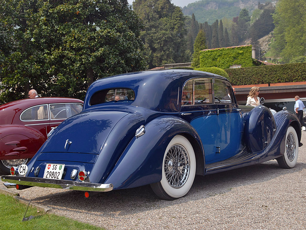 Lagonda Lg6 Saloon 1939 Photos Photogallery With 3