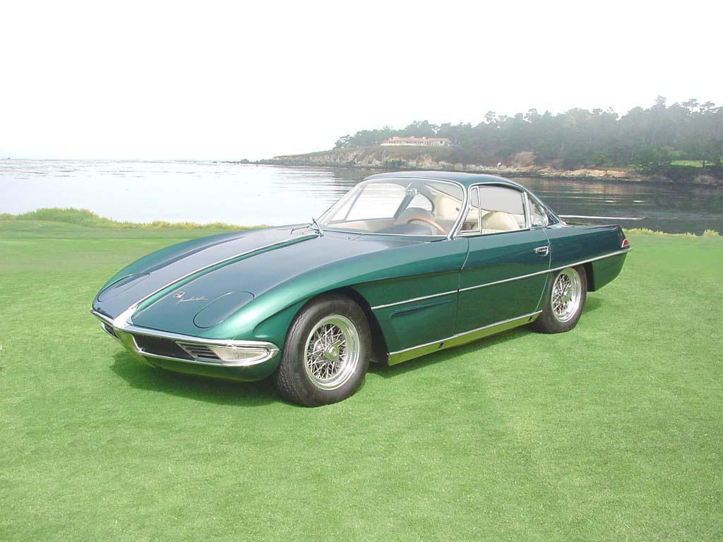 Lamborghini 350 Gtv Photos Photogallery With 16 Pics