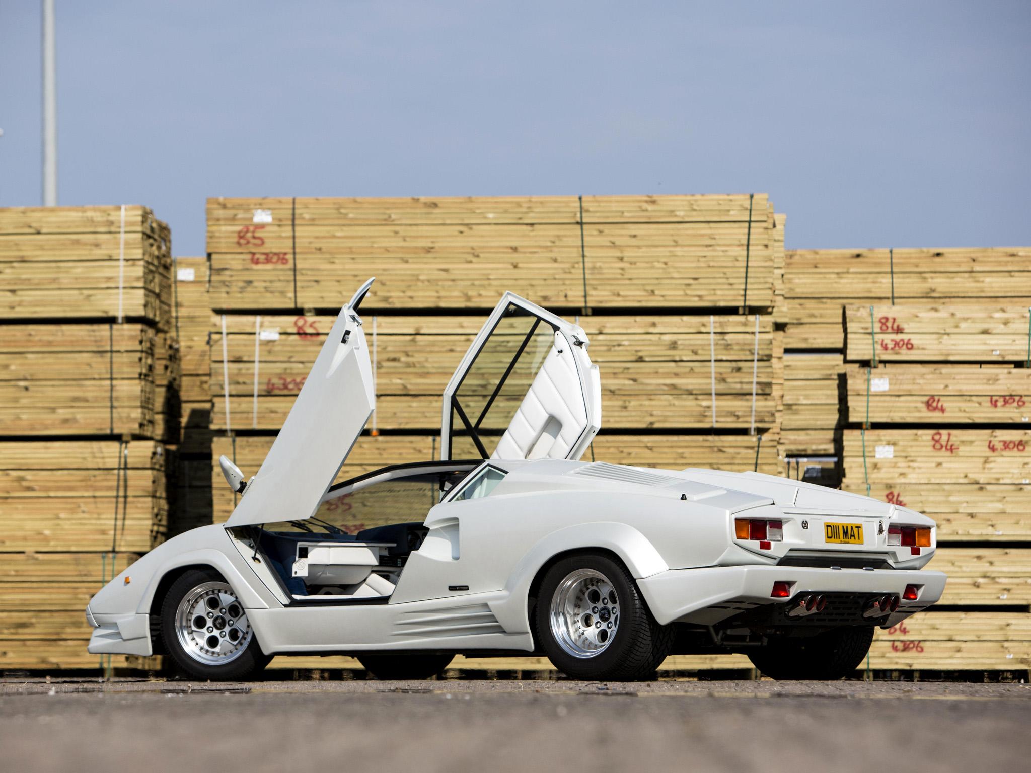 Lamborghini-Countach_mp28_pic_100735 Elegant Lamborghini Countach 25th Anniversary Specs Cars Trend