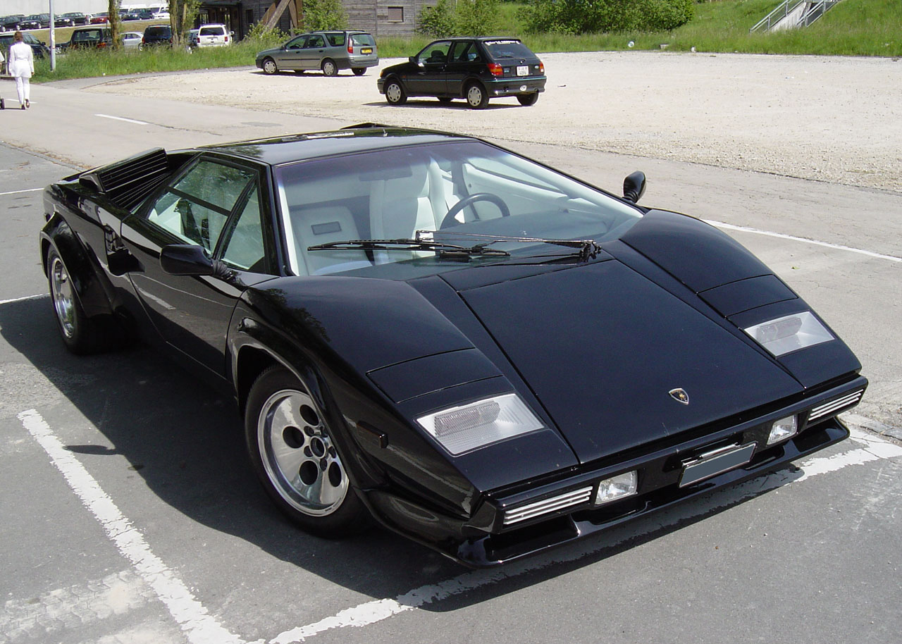 Lamborghini Countach photo #12965