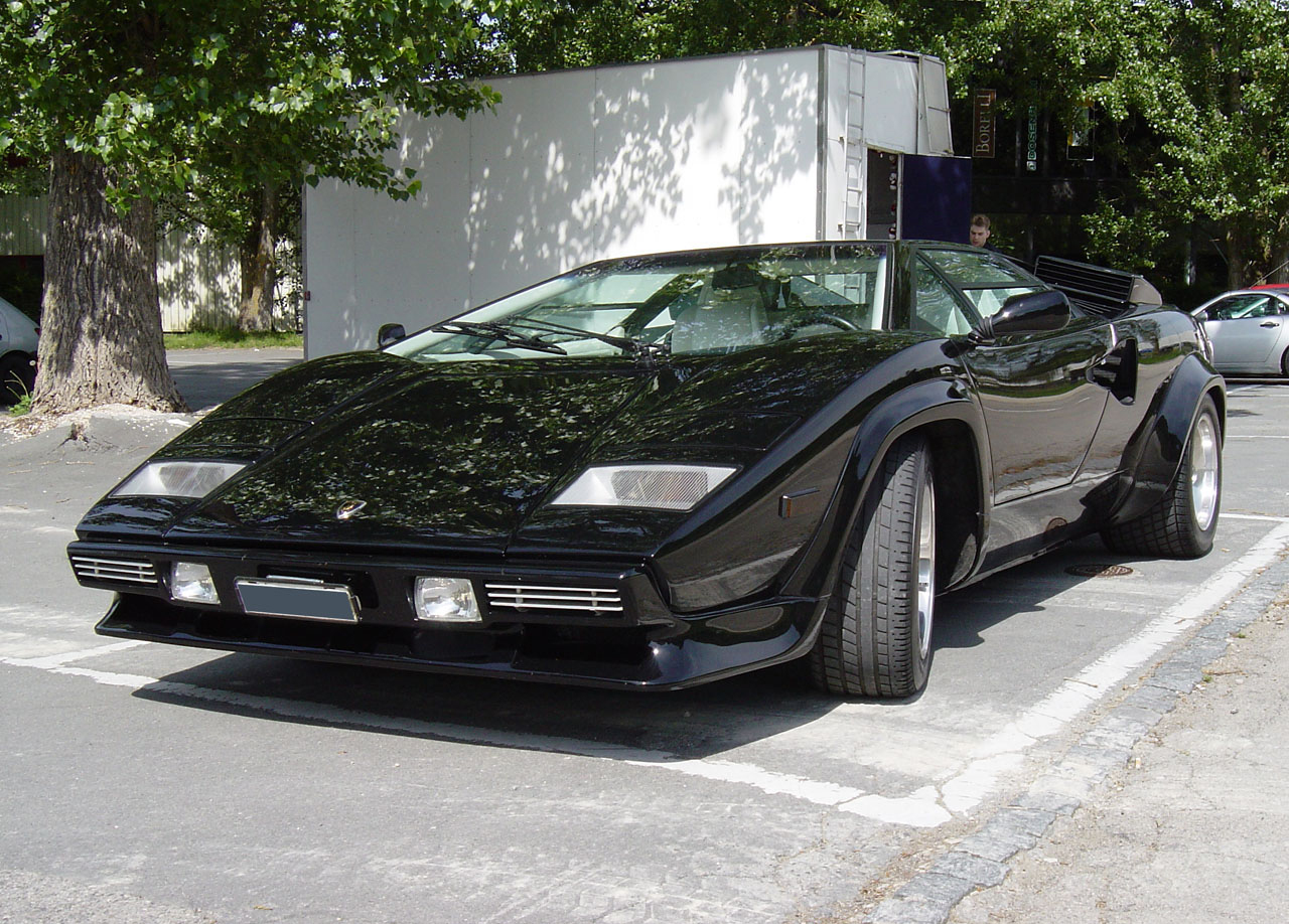 Lamborghini Countach photo 12966