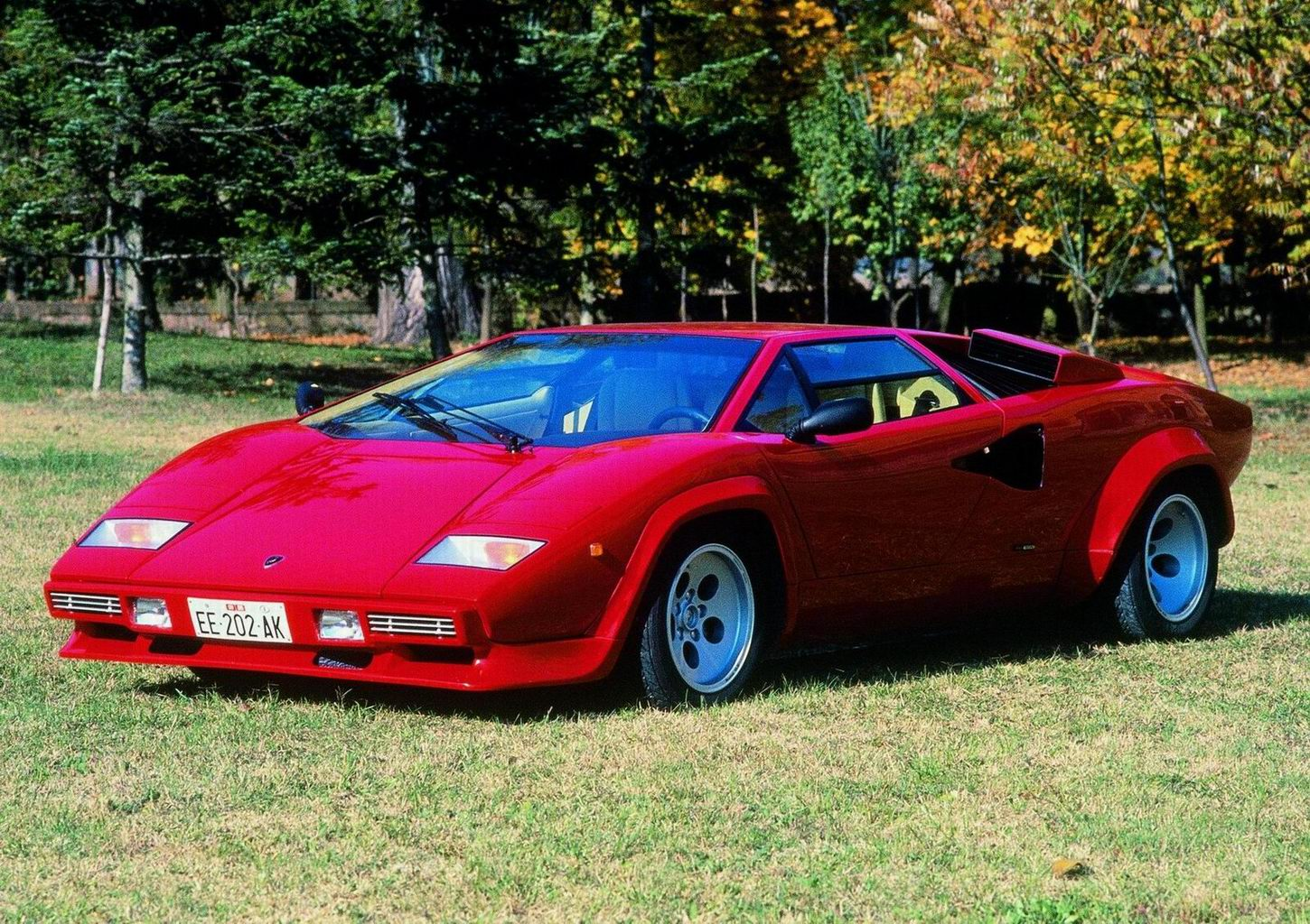 Lamborghini Countach photo 12968