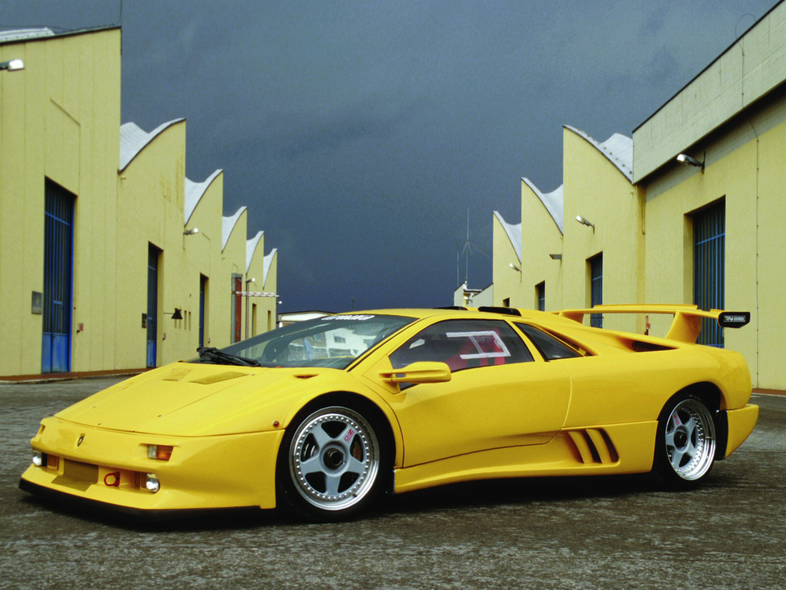 Lamborghini Diablo Se30 Jota Photos Photogallery With 4