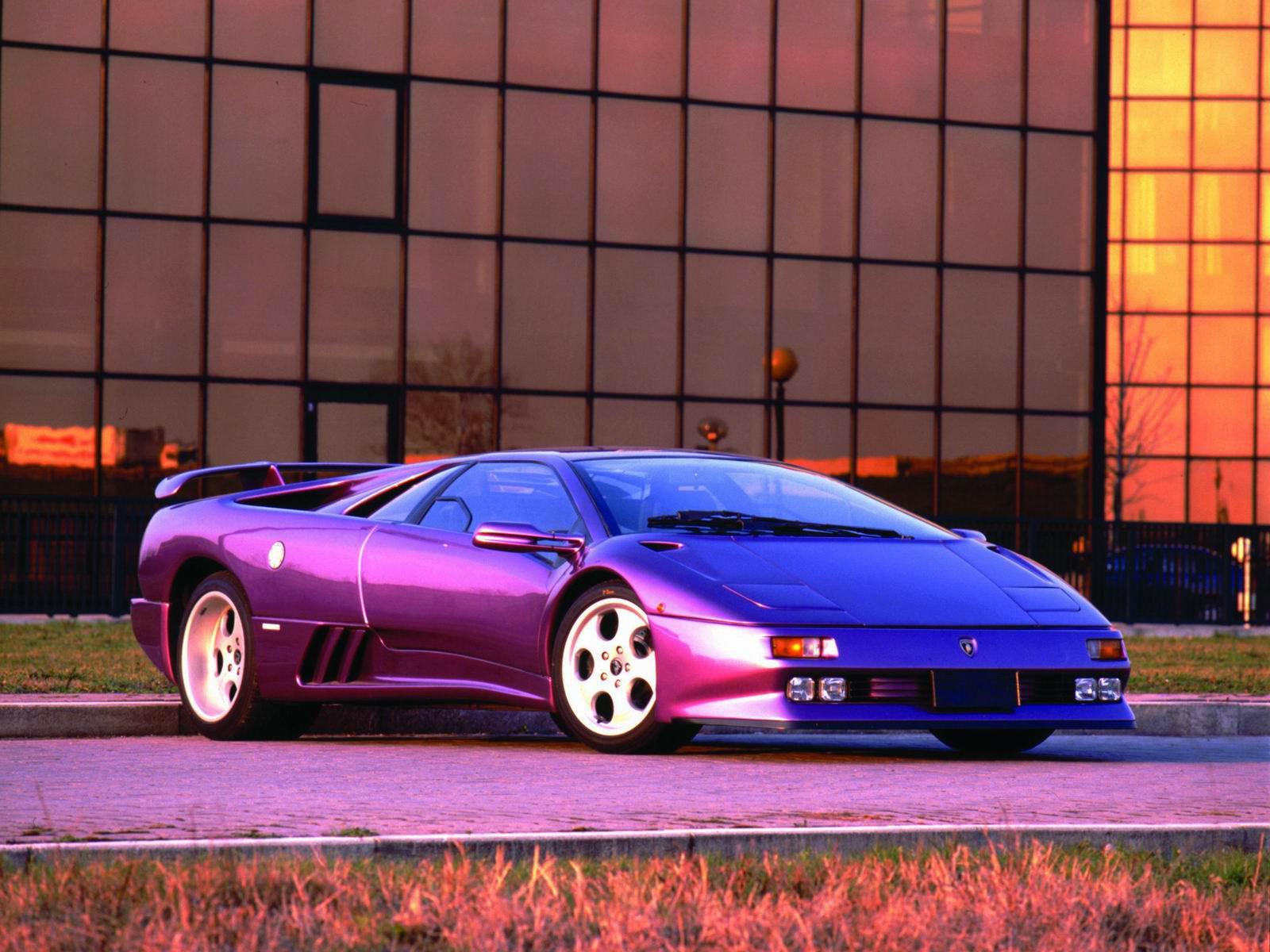 Lamborghini Diablo Se30 Photos Photogallery With 7 Pics