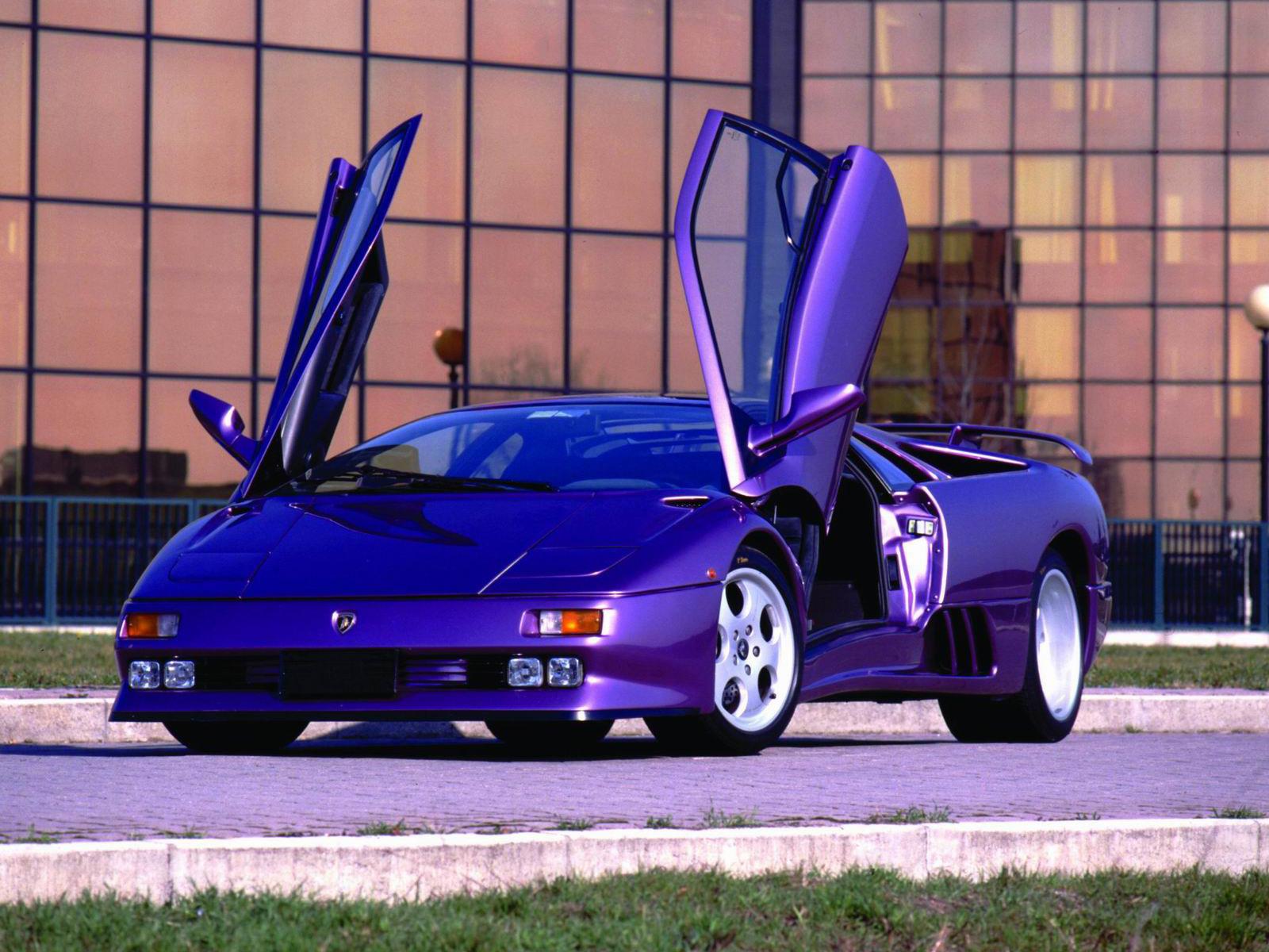 Lamborghini Diablo Se30 Picture 61153 Lamborghini Photo