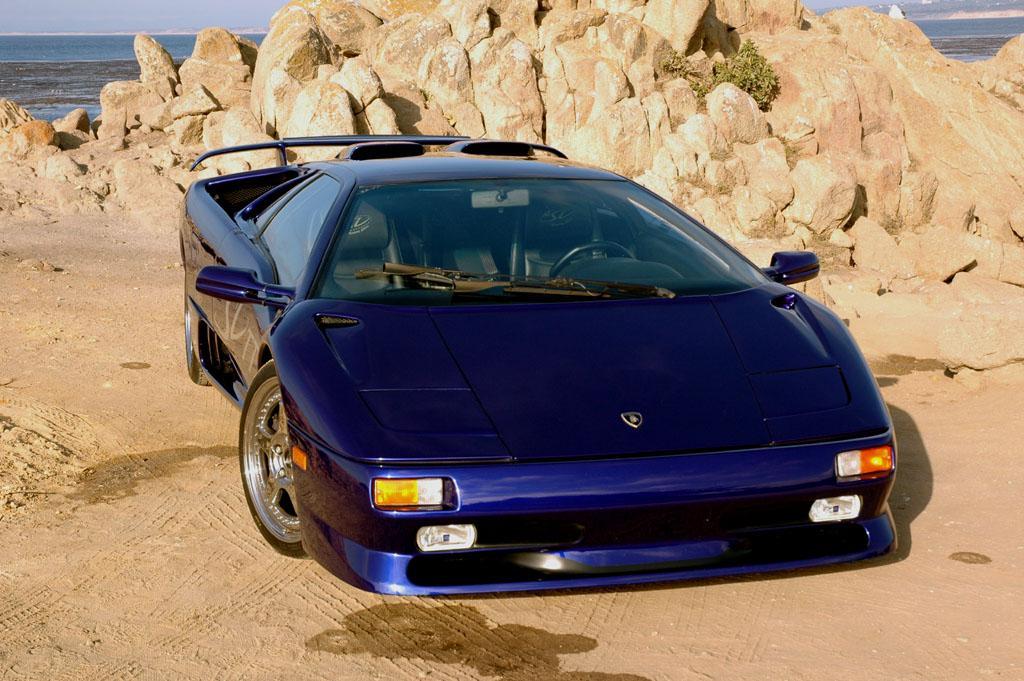 Lamborghini Diablo Svtt Photos Photogallery With 16 Pics Carsbase Com