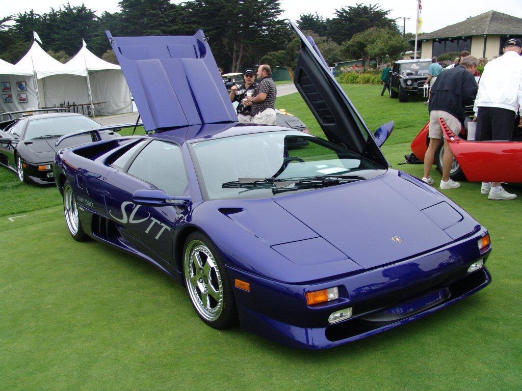 Lamborghini Diablo Svtt Photos Photogallery With 16 Pics