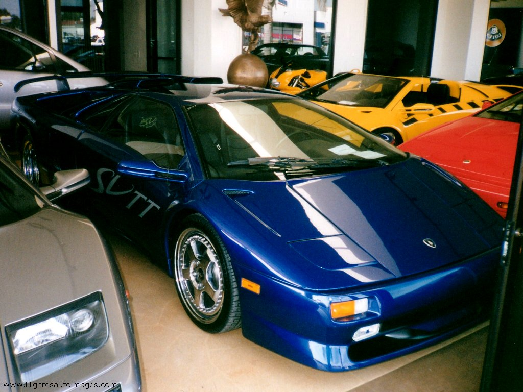 Lamborghini Diablo Svtt Photos Photogallery With 16 Pics