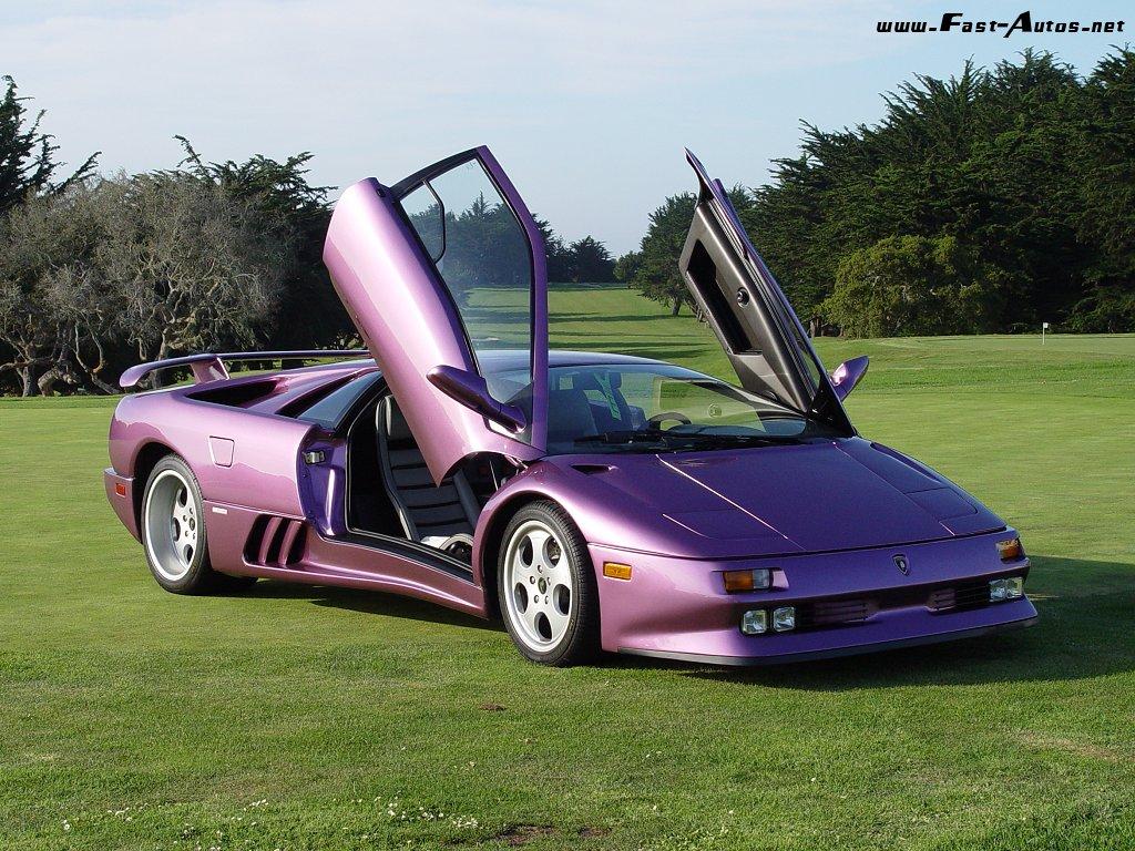 Lamborghini Diablo Sv Photos Photogallery With 12 Pics
