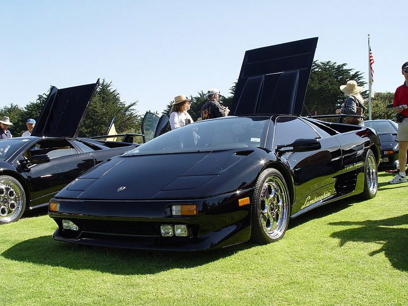 Lamborghini Diablo Vttt Photos Photogallery With 3 Pics Carsbase Com