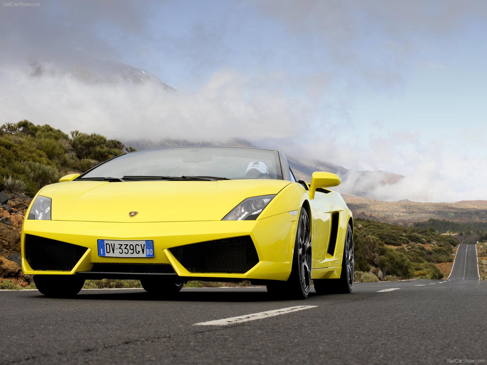 Lamborghini Gallardo LP560-4 Spyder photo #65332
