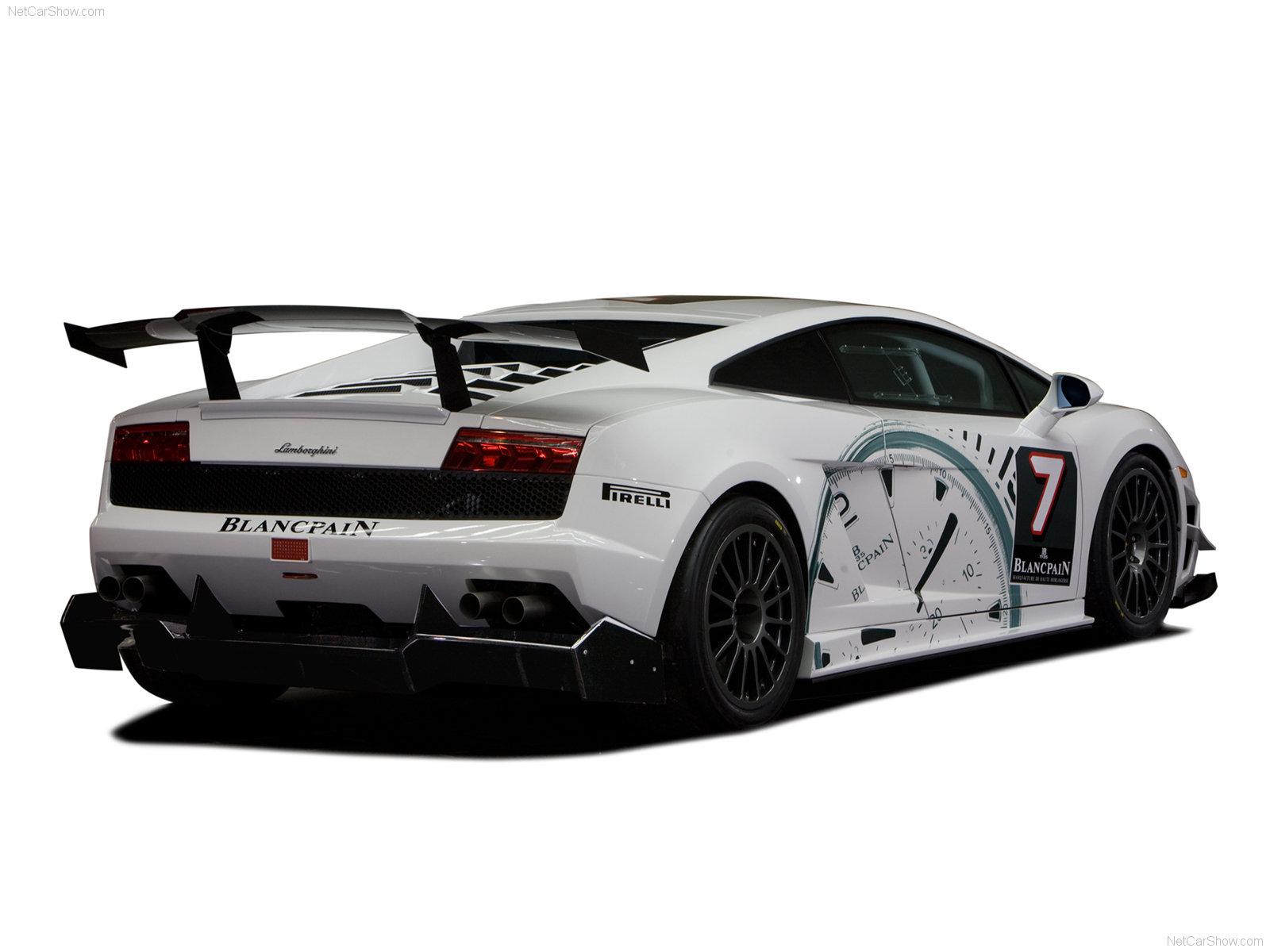 Lamborghini Gallardo LP560-4 Super Trofeo photo 59008