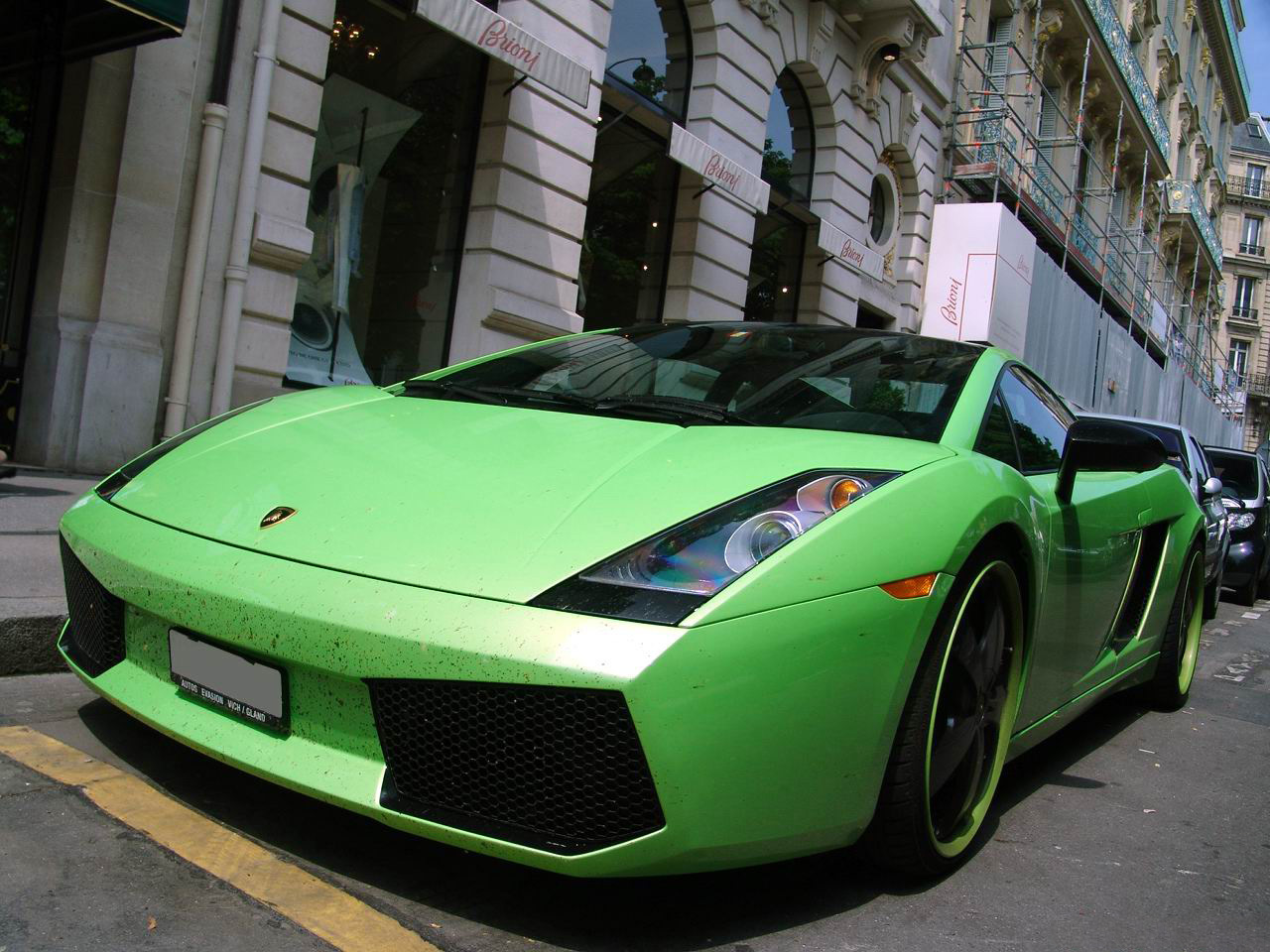 Lamborghini Gallardo photo #50778