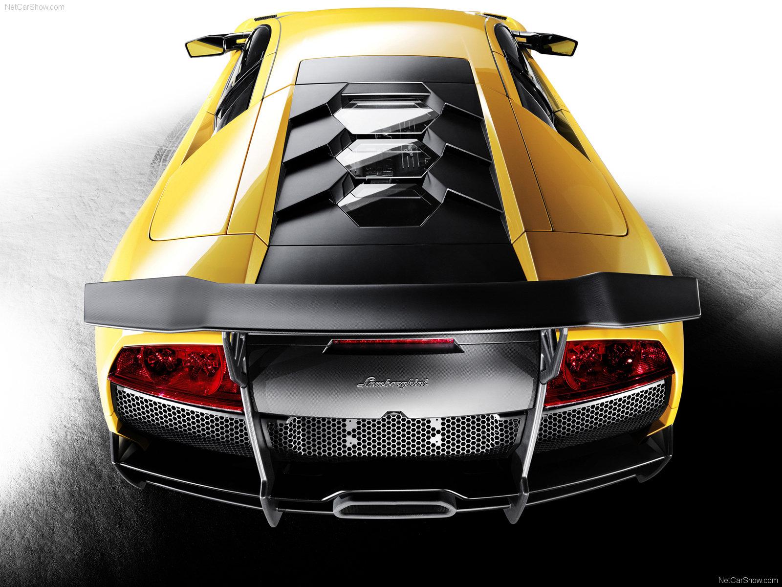 Lamborghini Murcielago LP670-4 SuperVeloce photo #61886