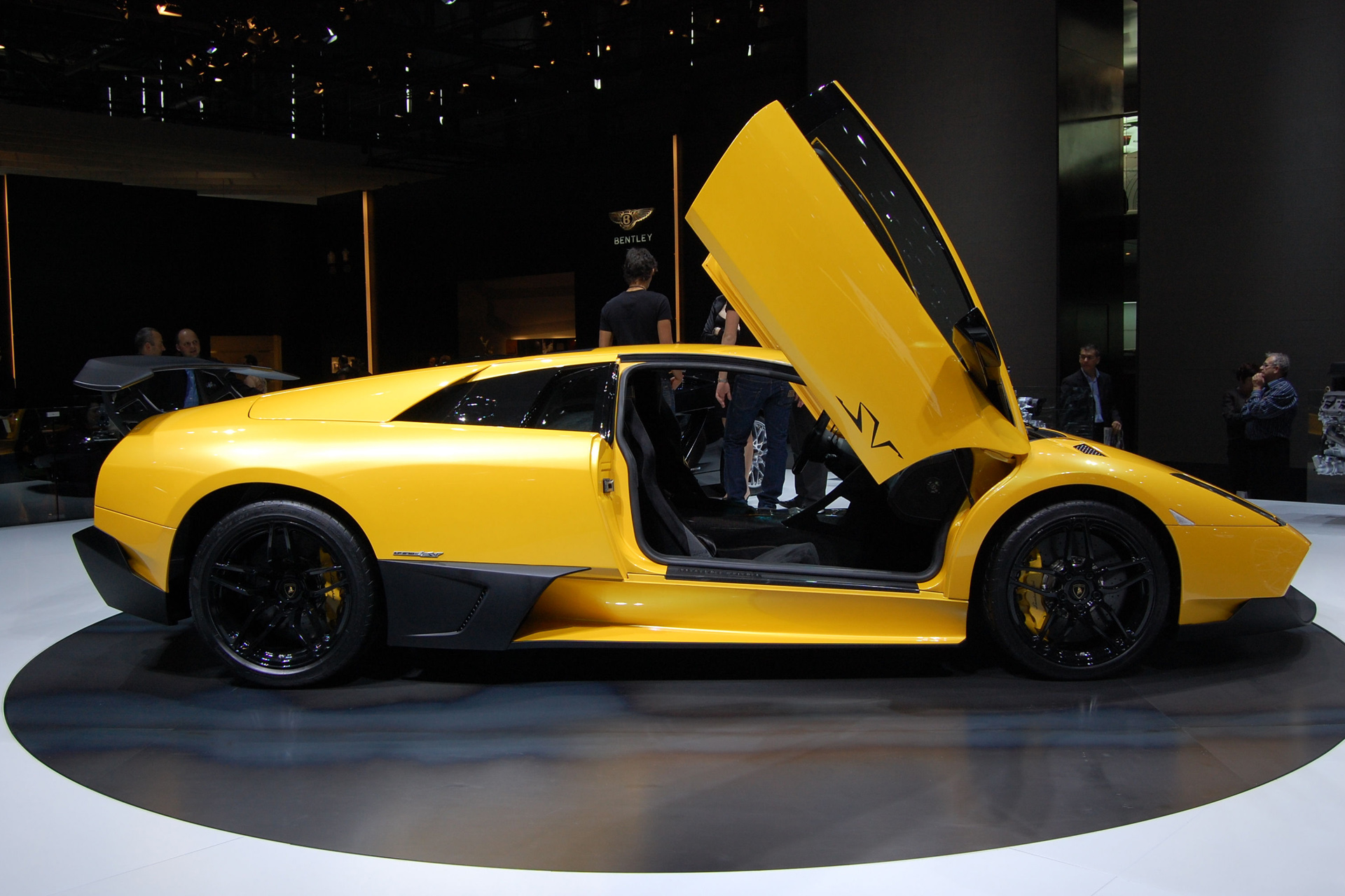 Lamborghini Murcielago LP670-4 SuperVeloce photo #63659