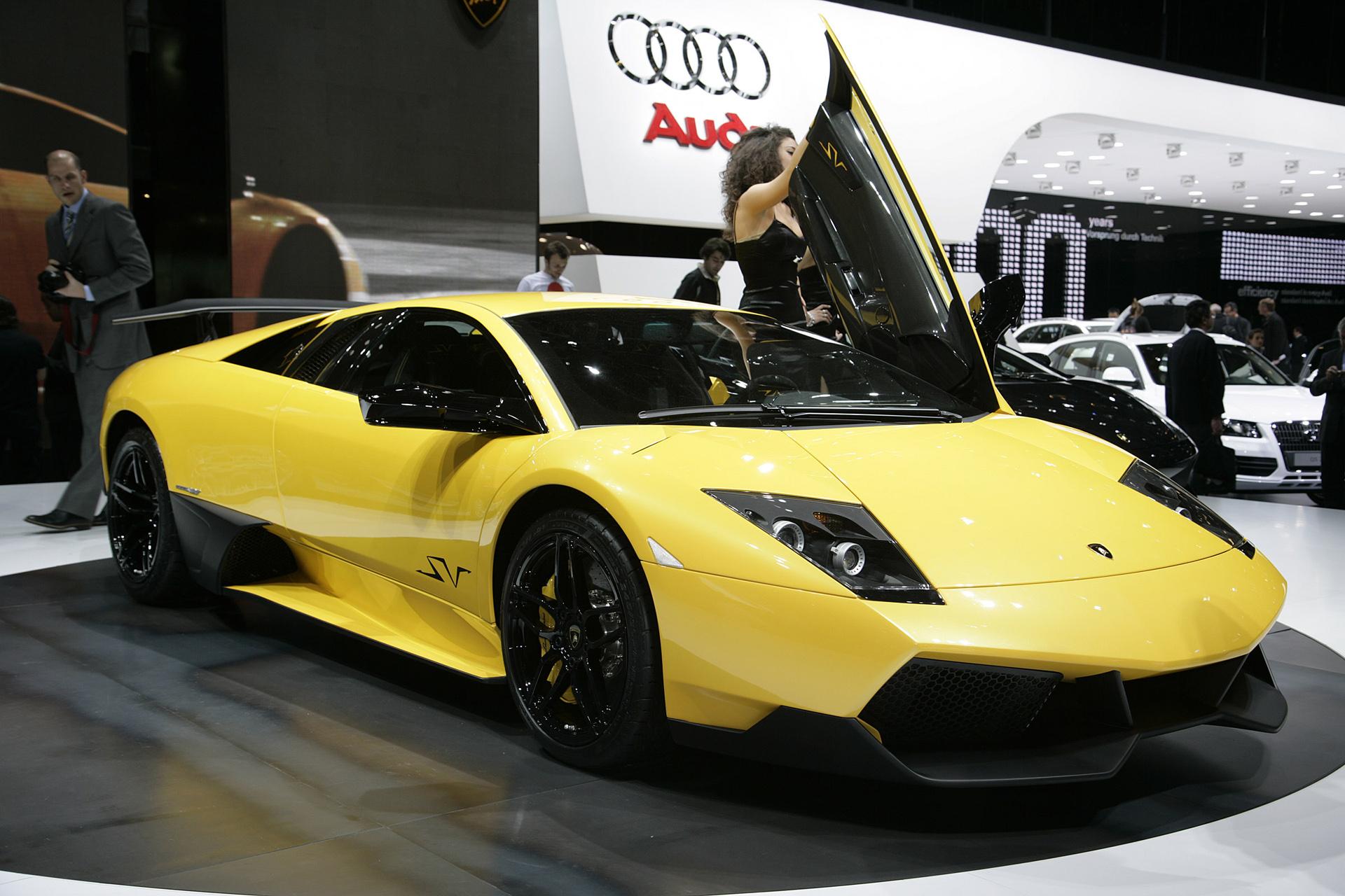 Lamborghini Murcielago LP670-4 SuperVeloce photo #63664