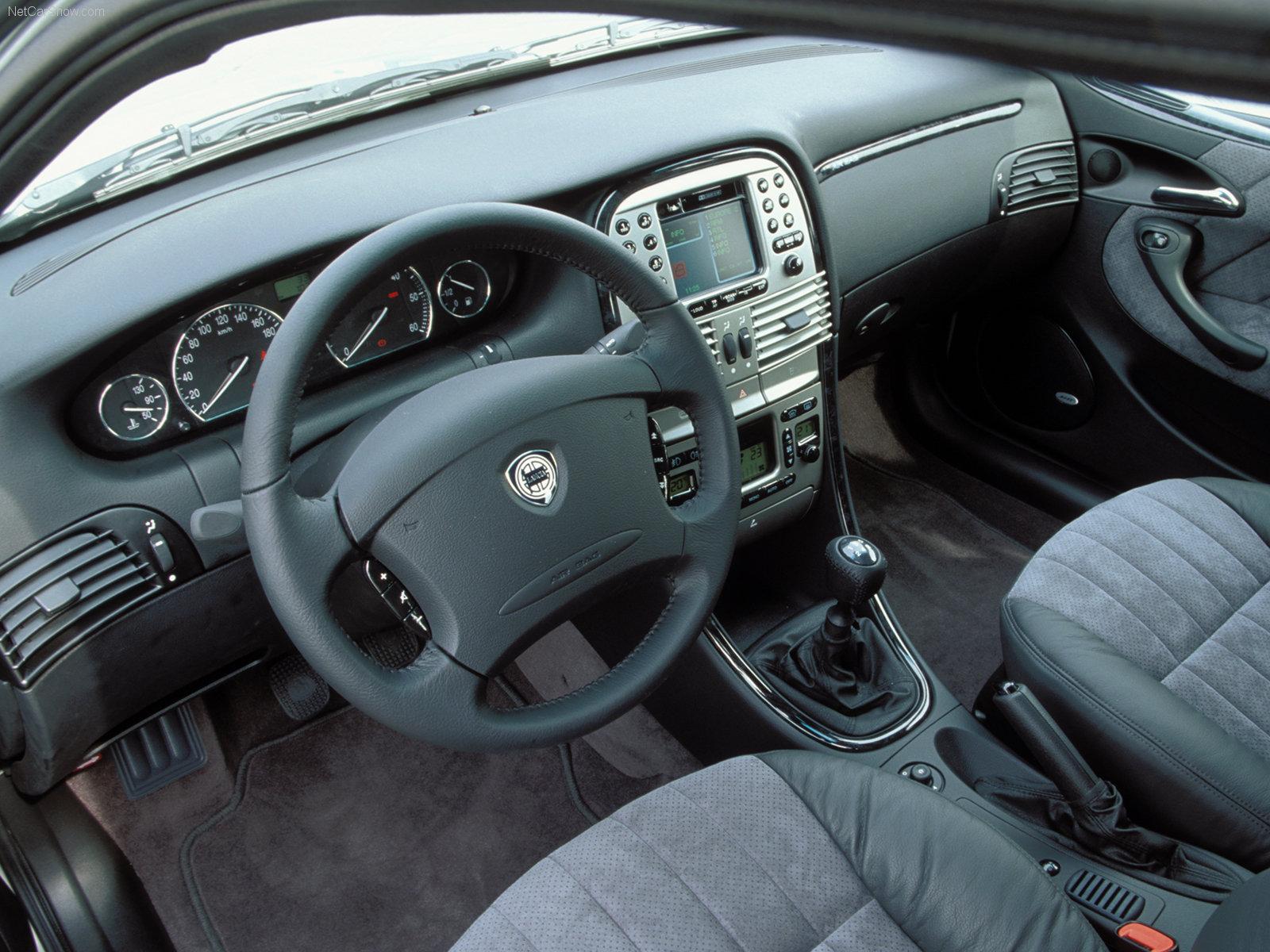 Lancia Lybra Intensa Photos Photogallery With 4 Pics