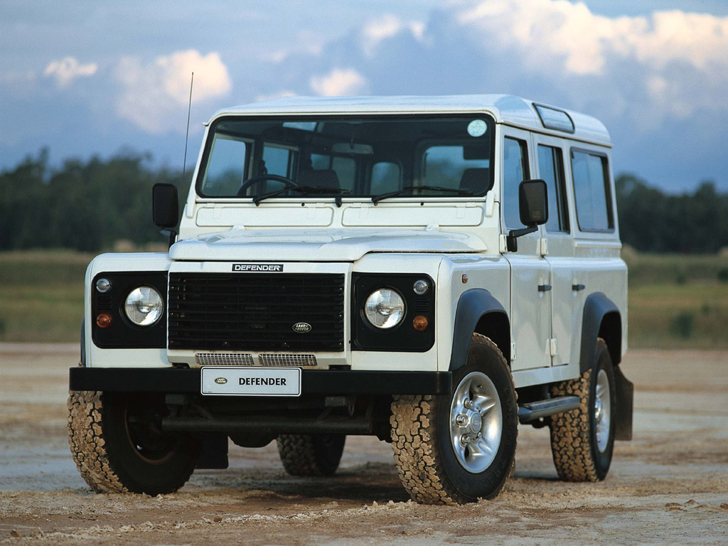 Land Rover Defender 110 Photos Photogallery With 11 Pics