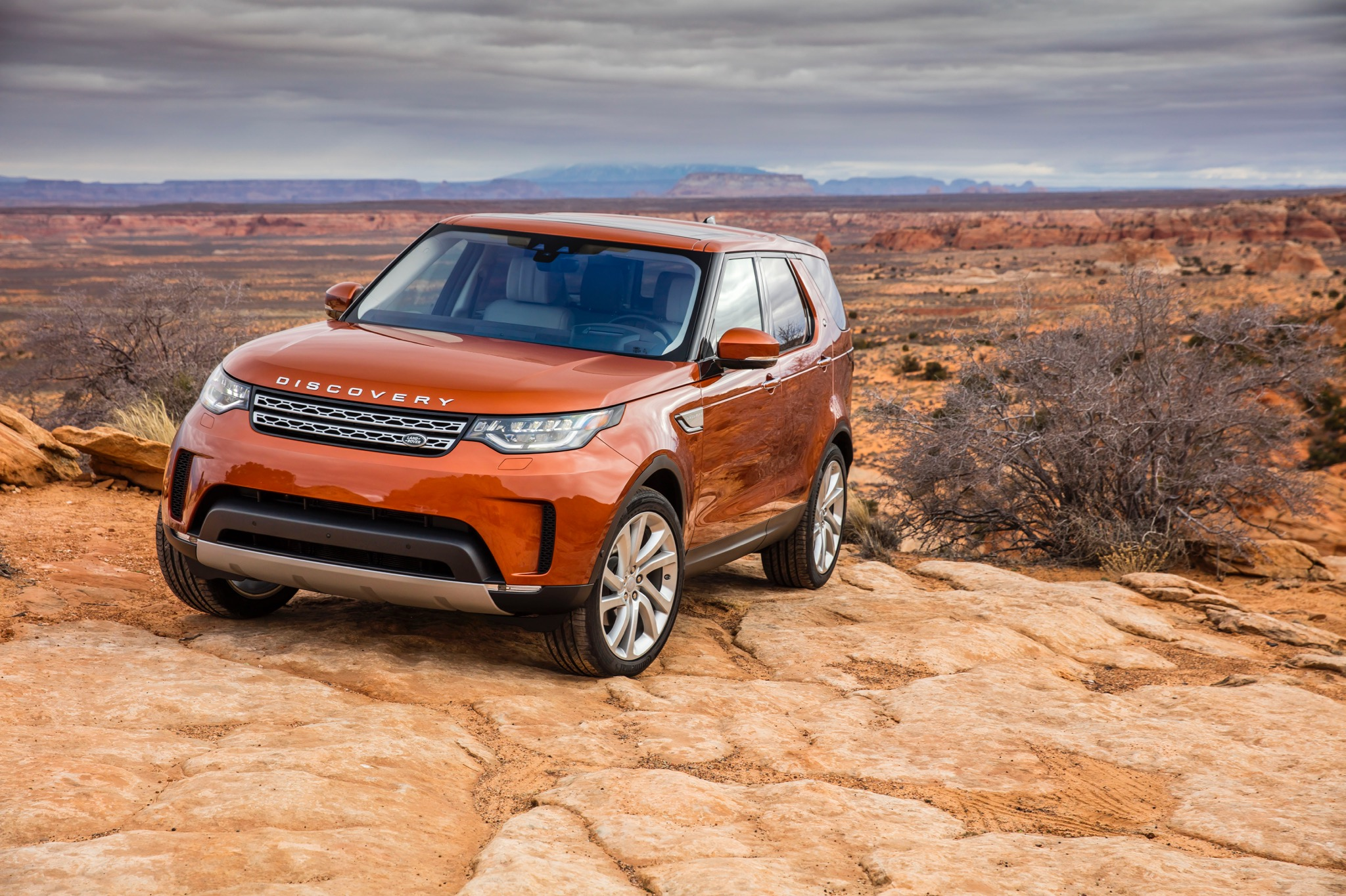 Land Rover Discovery photo 174869