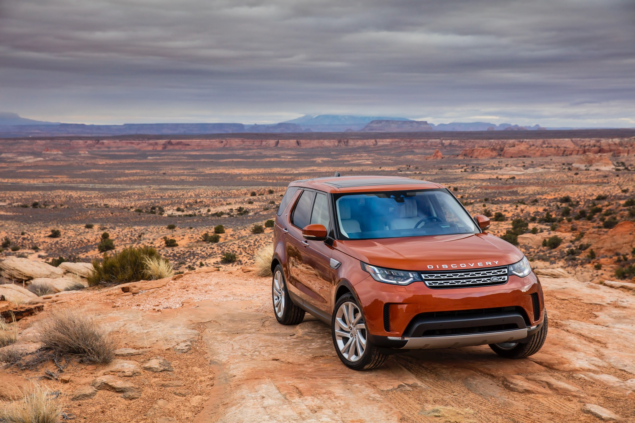Land Rover Discovery photo 174870