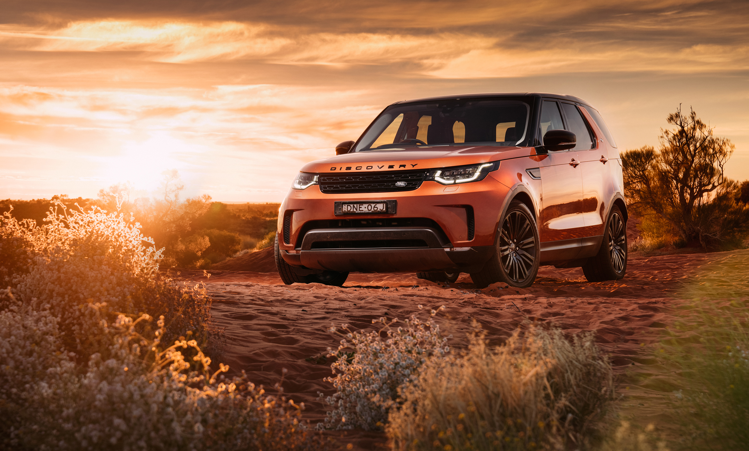 Land Rover Discovery photo 179228