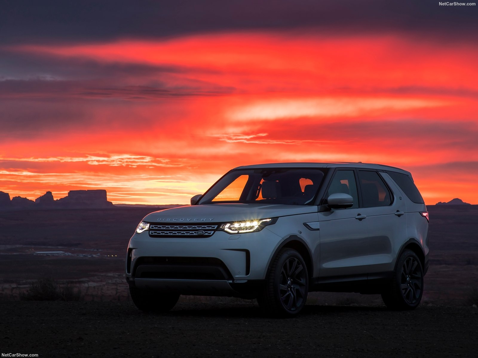 Land Rover Discovery photo 180276