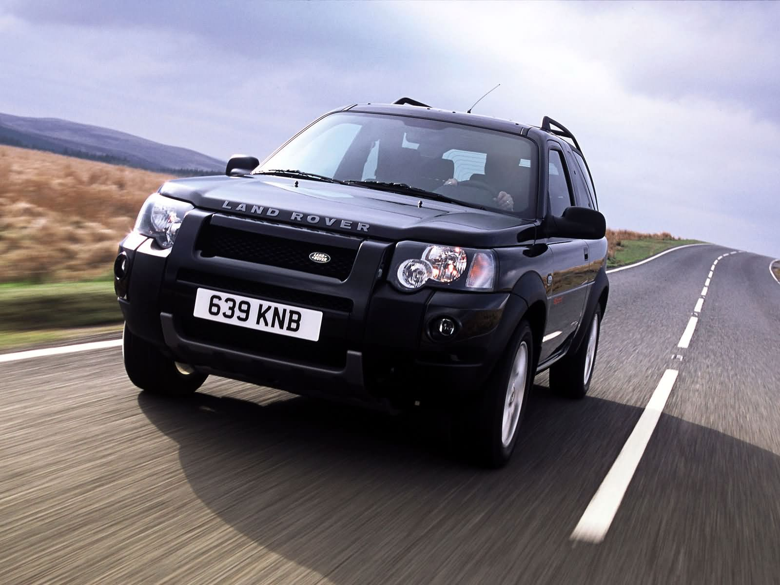 Land Rover Freelander photo #1391