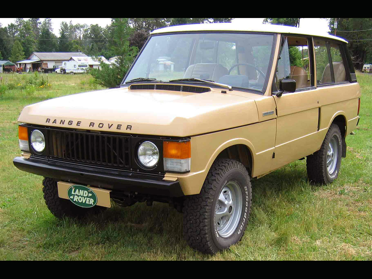 Land Rover Range Rover Classic photo 39873