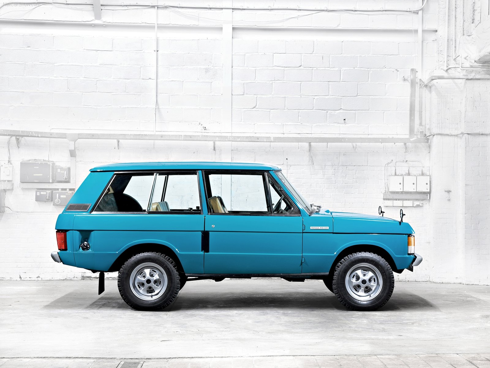 Photo of Land Rover Range Rover Classic #74067. Image size: 1600 x ...