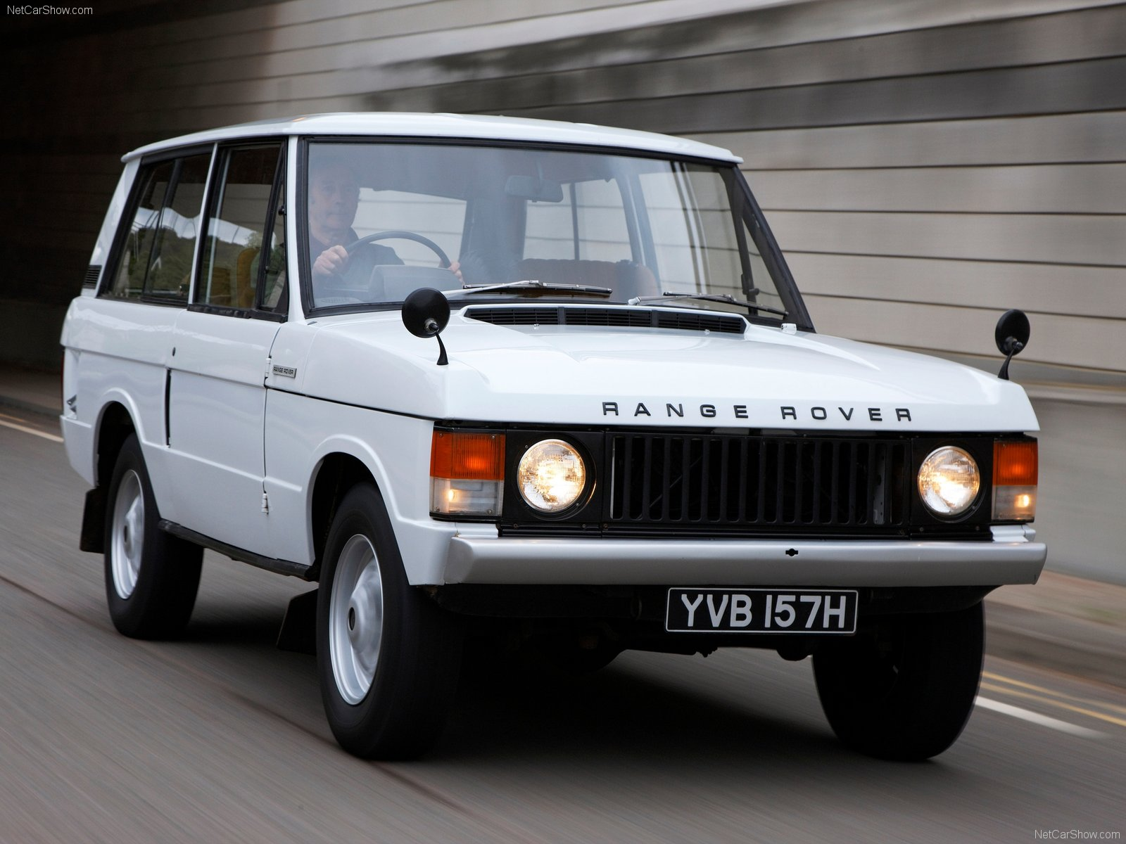 Land Rover Range Rover Classic Picture 74072 Land