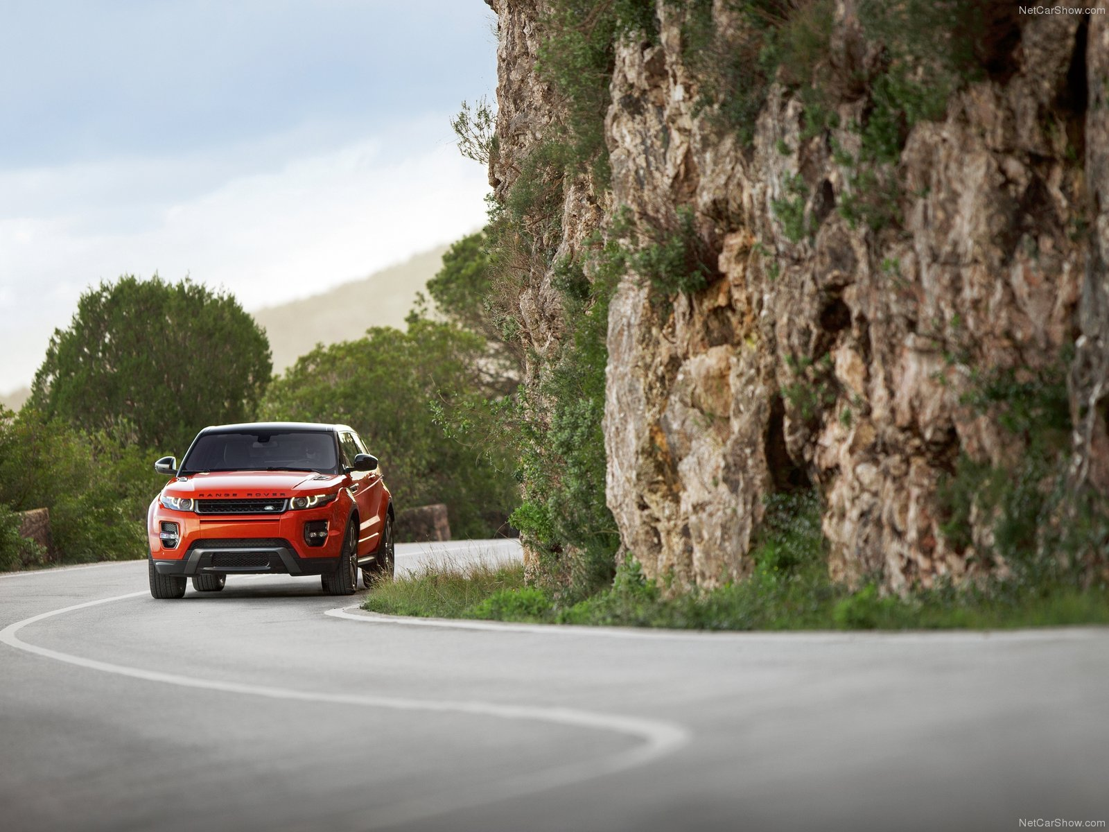 Land Rover Range Rover Evoque Autobiography Dynamic picture # 110452 ...