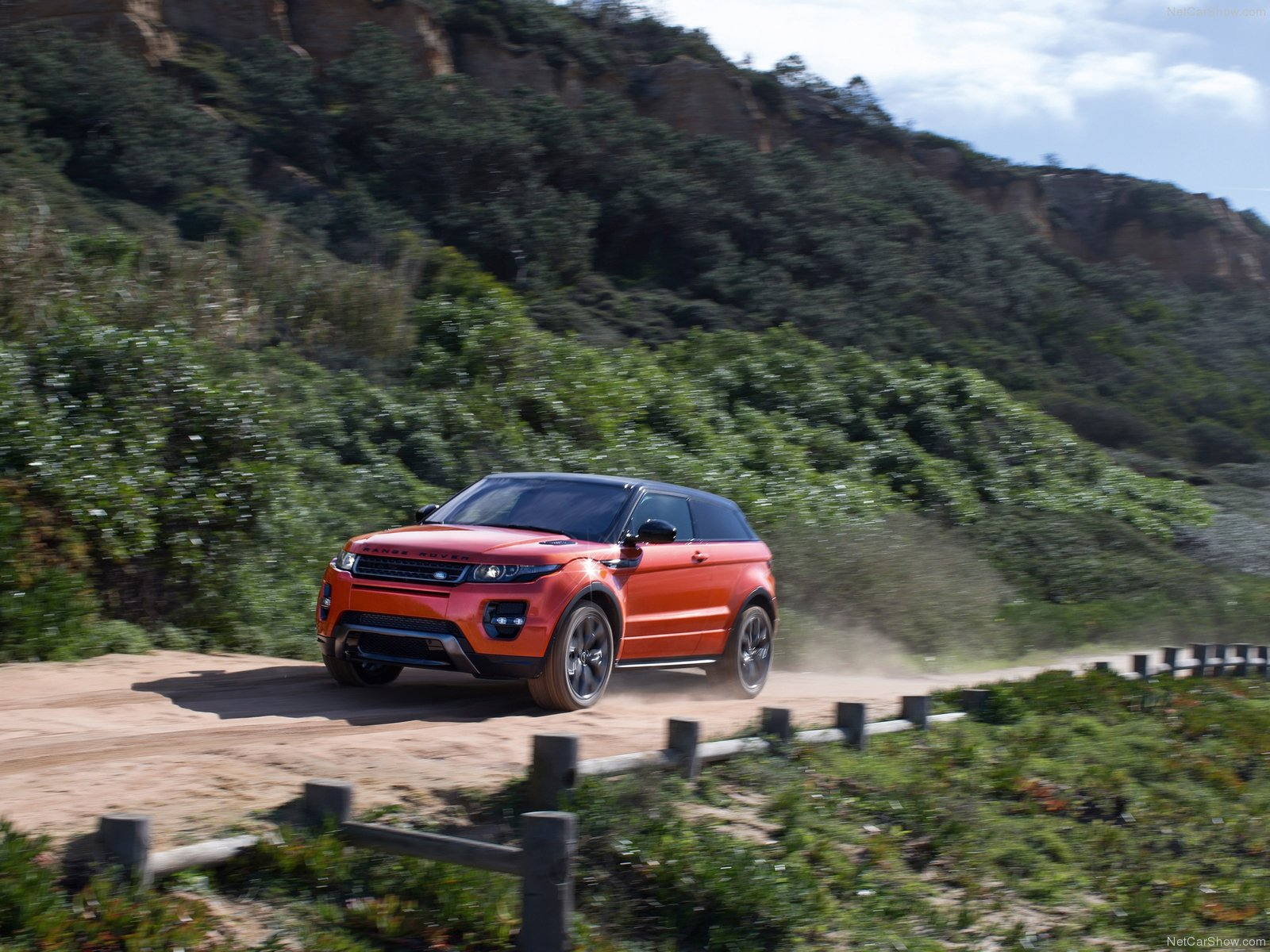 Land Rover Range Rover Evoque Autobiography Dynamic picture # 110453 ...
