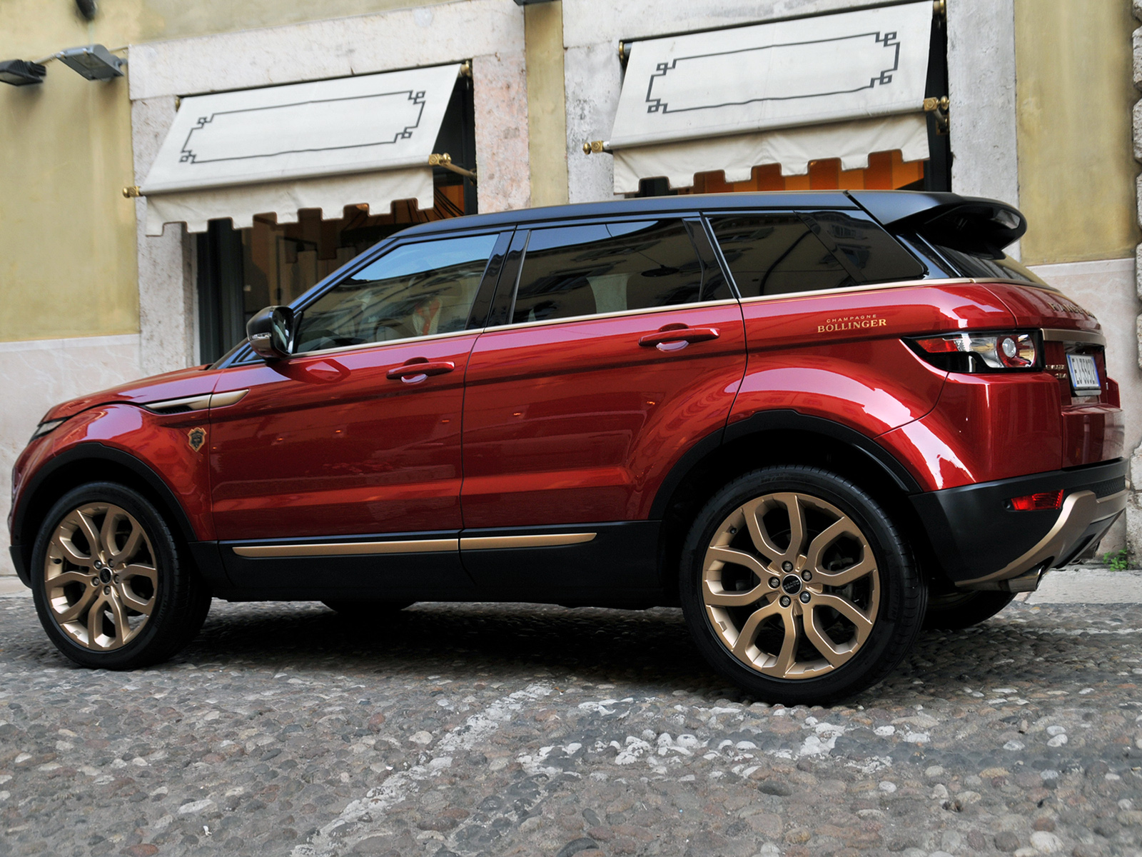 Land Rover Range Rover Evoque photo 95907
