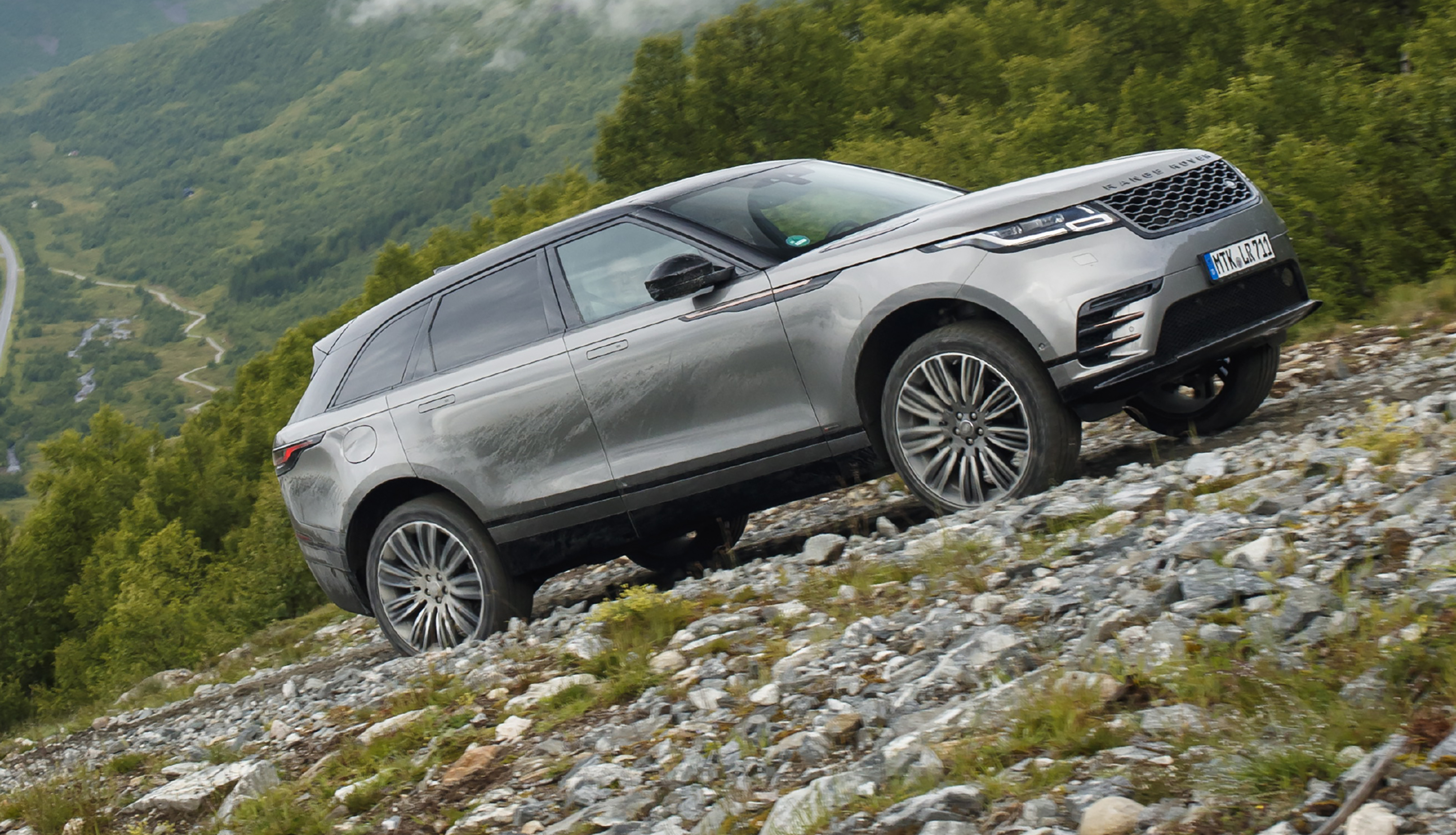 Land Rover Range Rover Velar photo 180162