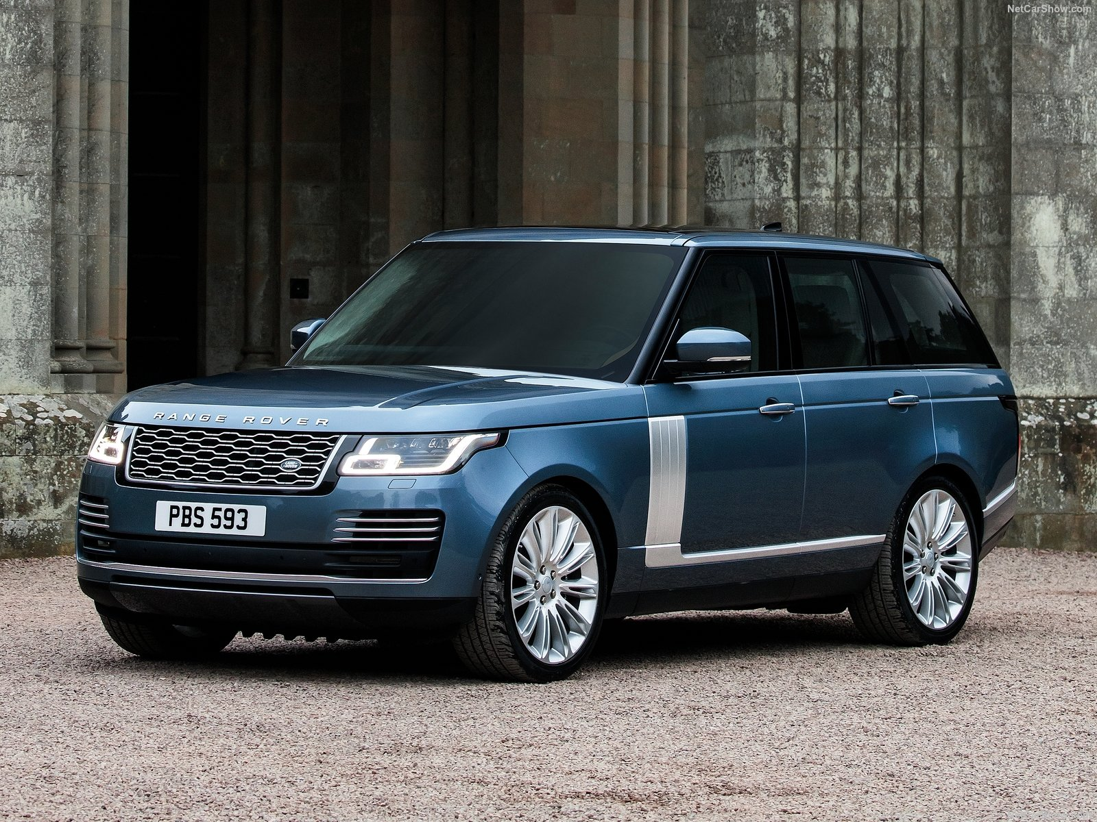Land Rover Range Rover photo 182318