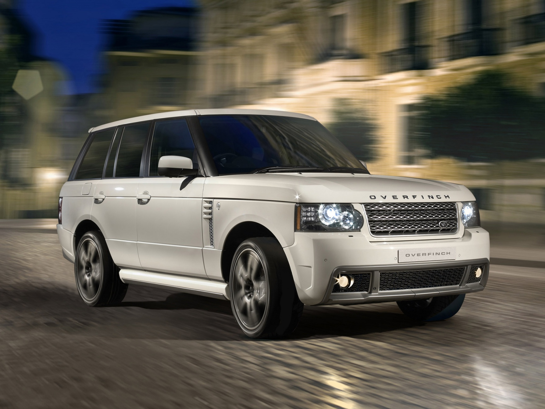land rover vogue photos photogallery with 3 pics. Black Bedroom Furniture Sets. Home Design Ideas