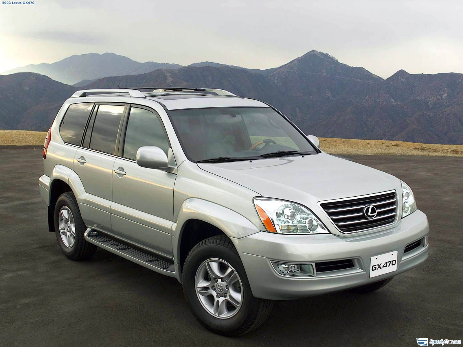 lexus gx 470 photos photogallery with 10 pics. Black Bedroom Furniture Sets. Home Design Ideas