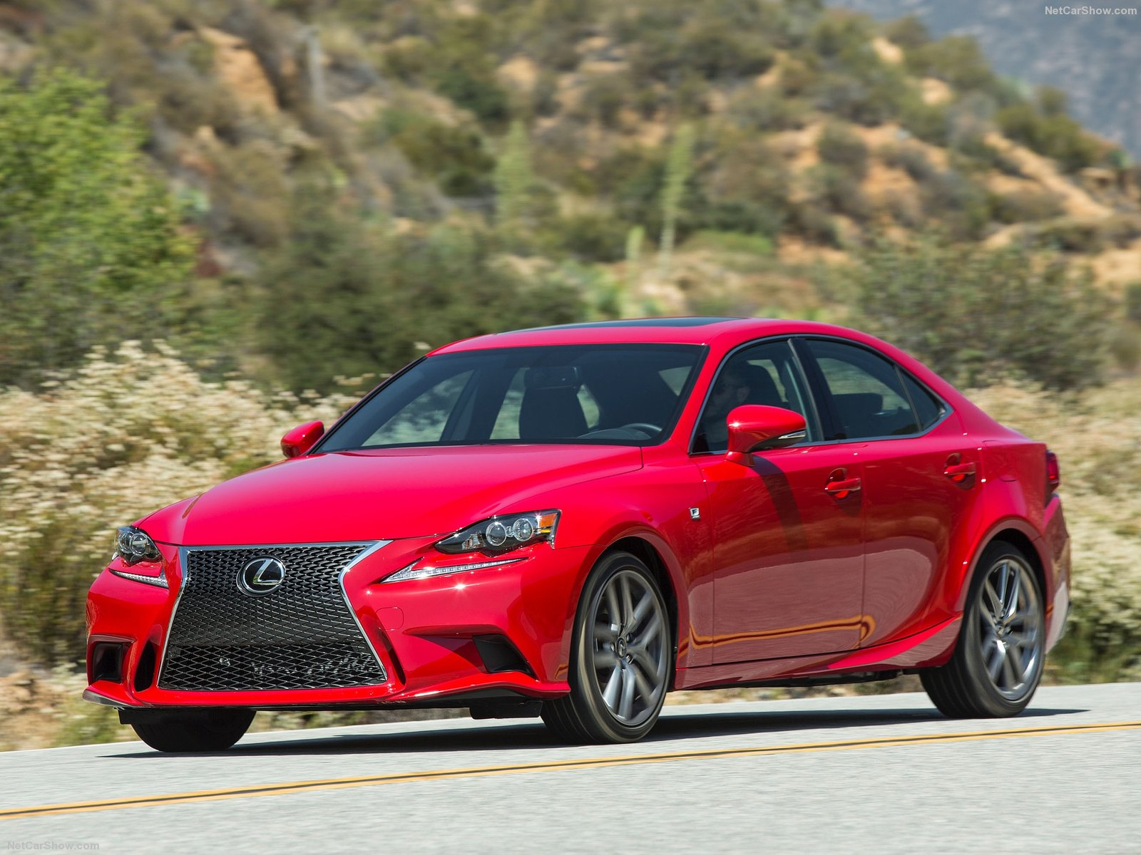 lexus is f sport us version photos photogallery with 40 pics. Black Bedroom Furniture Sets. Home Design Ideas