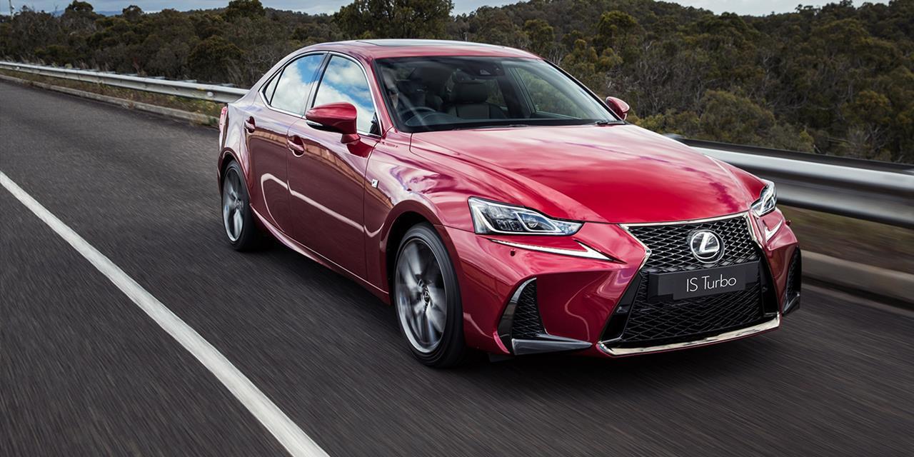 Lexus IS photo 171649
