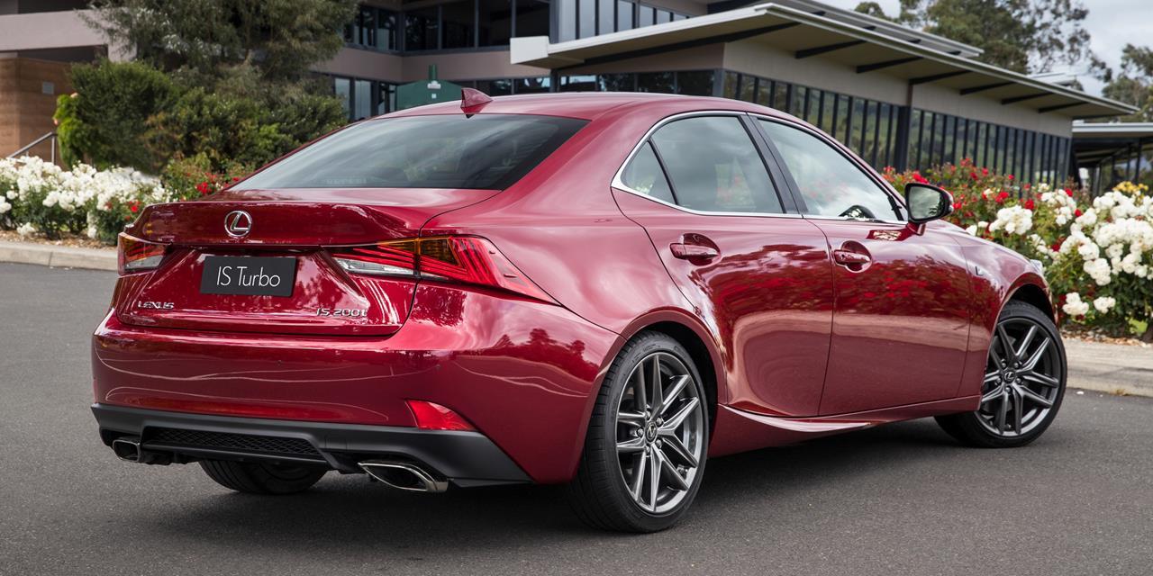 Lexus IS photo 171658