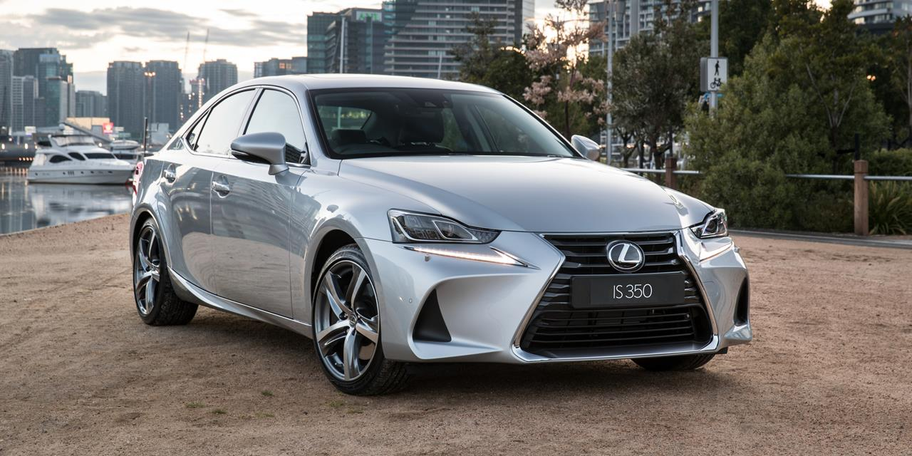Lexus IS photo 171660