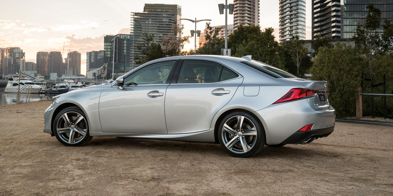 Lexus IS photo 171661