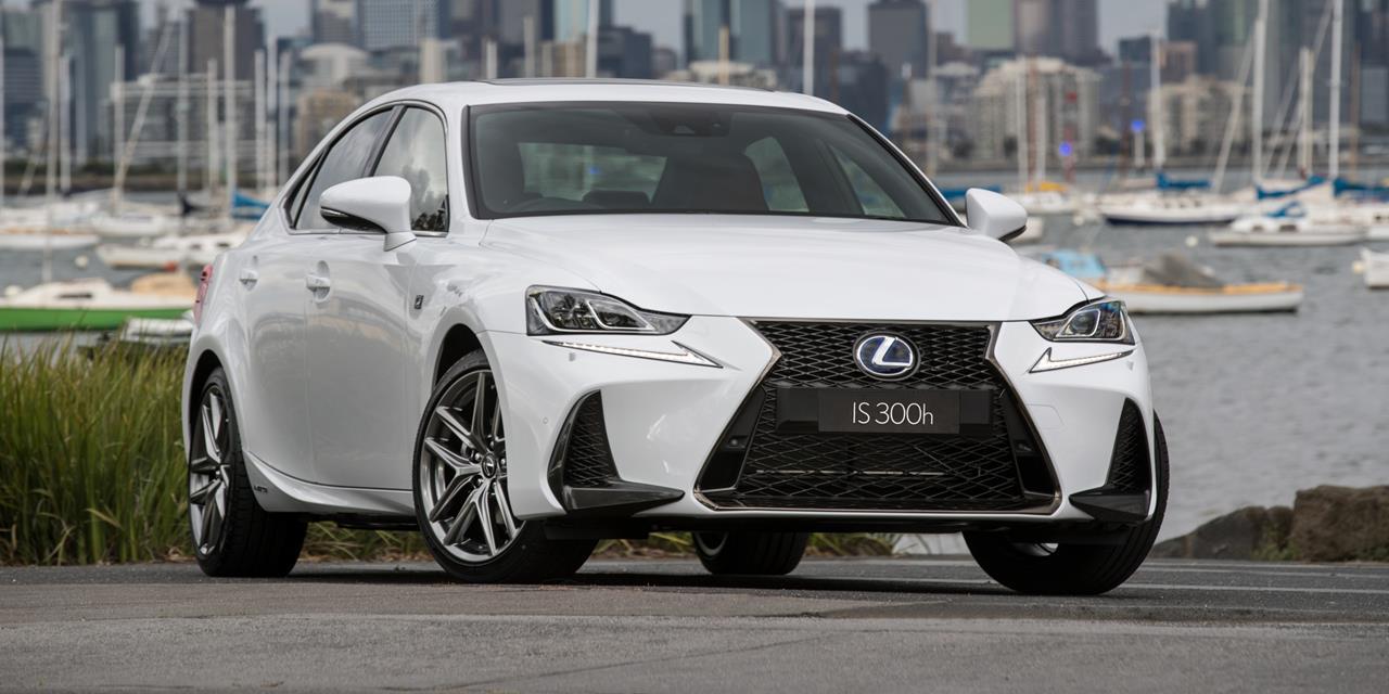 Lexus IS photo 171666