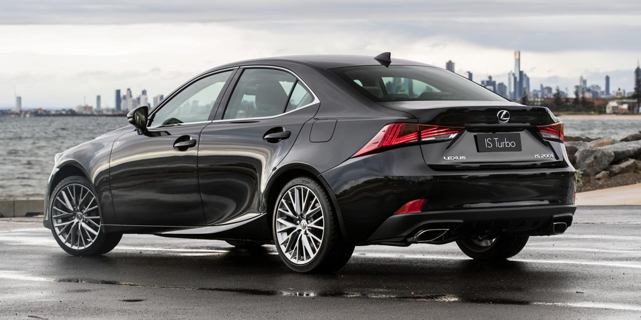 Lexus IS photo 171672