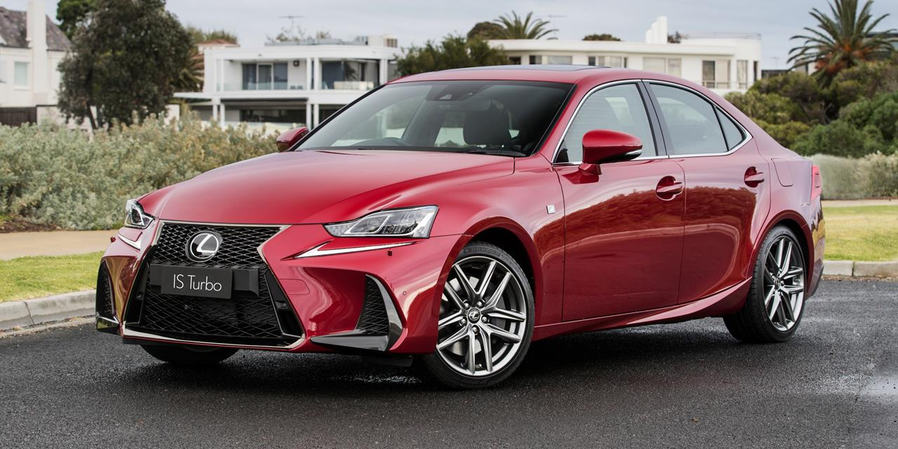 Lexus IS photo 171674